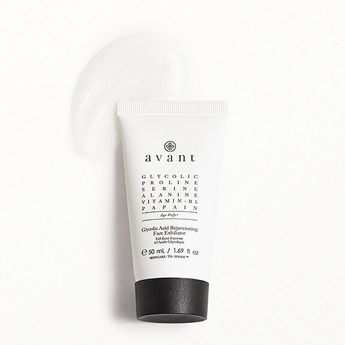 Avant Glycolic Acid Rejuvenating Face Exfoliator
