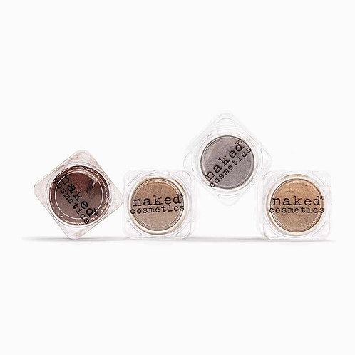 Naked 4-Piece Pigment Eyeshadow Set