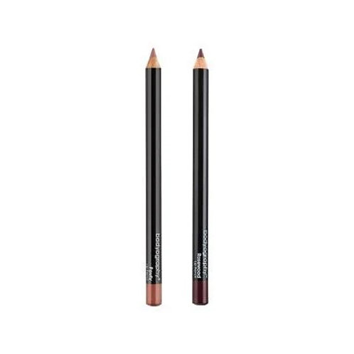 Bodyography Lip Pencil, Pouty and Rosewood (2 pack)