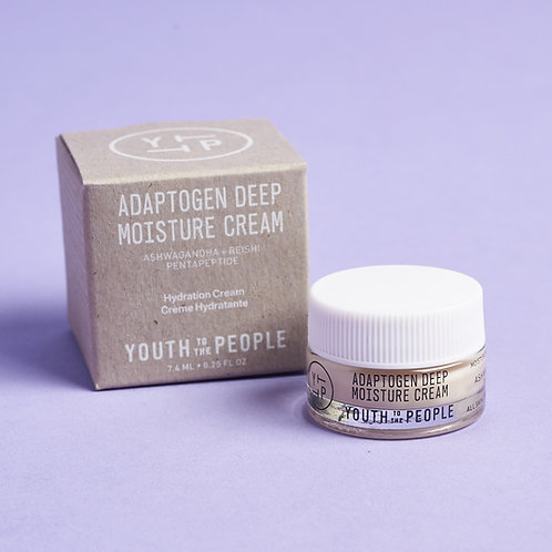Youth To The People Adaptogen Deep Moisture Cream (mini)