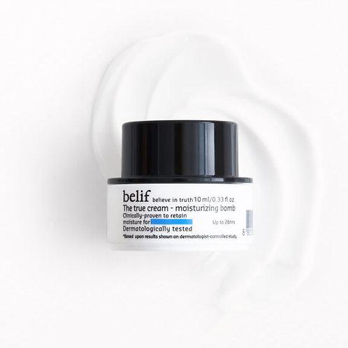 Belif the True Cream Moisturizing Bomb (travel size)