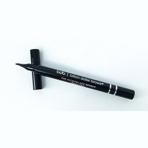 Billion Dollar Brows the Microblade Effect Brow Pen