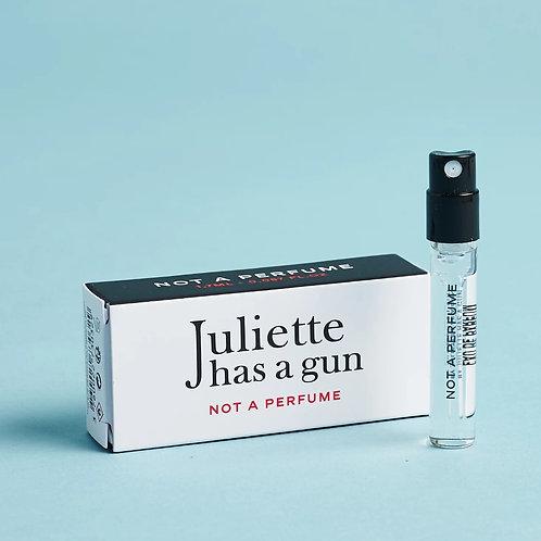 Juliette Has a Gun Not a Perfume Eau de Parfum (deluxe sample)