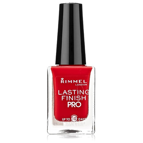 Rimmel Lasting Finish Pro Nail Polish