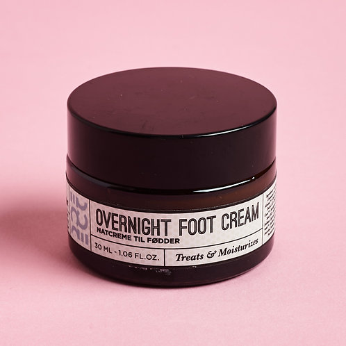 Ecooking Overnight Foot Cream (travel size)