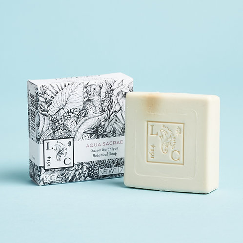 Le Couvent des Minimes Botanical Soap (travel size)