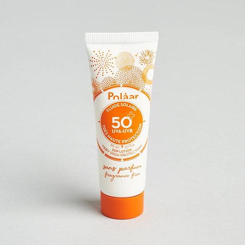 Polaar Very High Protection Sun Cream SPF 50+ (travel size)