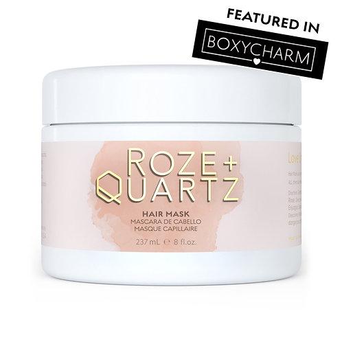 Rose + Quartz Hair Mask