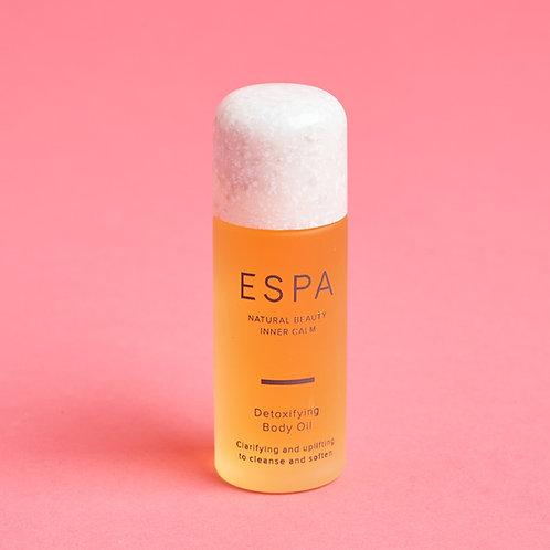 ESPA Detoxifying Body Oil (mini)