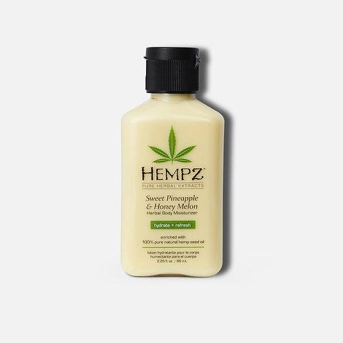 Hempz Herbal Body Moisturizer (travel size)