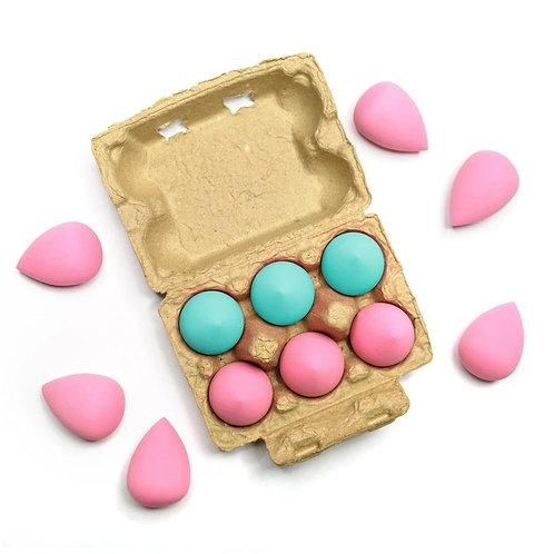 Beauty Bakerie Blending Eggs