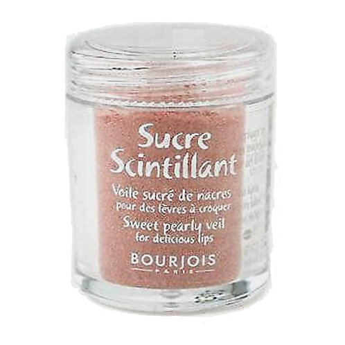 Bourjois Sucre Scintillant Pearly Veil For Delicious Lips