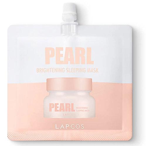 LAPCOS Pearl Sleeping Cream Spout