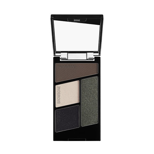 Wet n Wild Color Icon Eyeshadow Quads