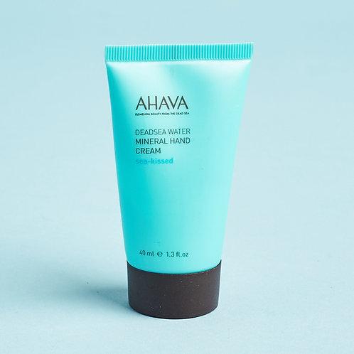 Ahava Deadsea Water Mineral Hand Cream, Sea-Kissed (travel size))