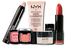 NYX Makeup on sale