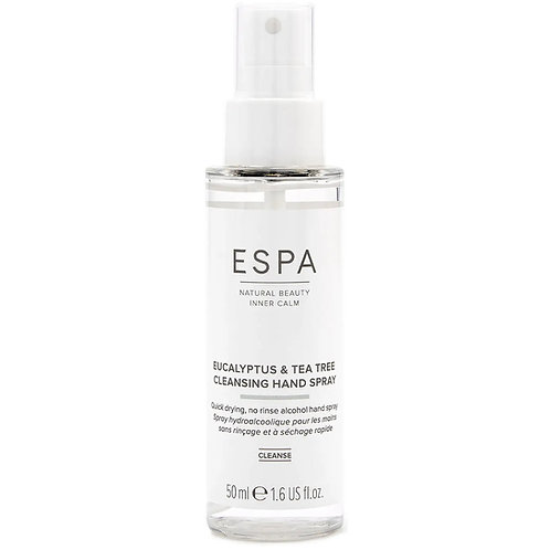 ESPA Eucalyptus and Tea Tree Cleansing Hand Spray