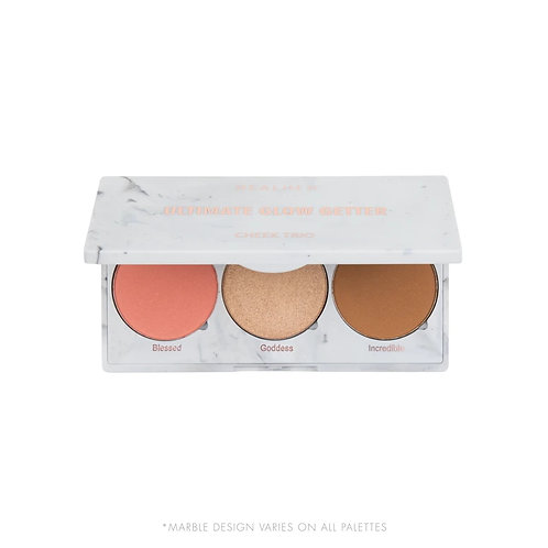 RealHer Ultimate Glow Getter Cheek Trio