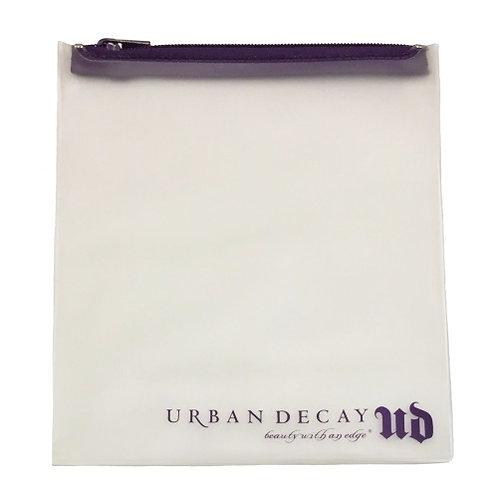 Urban Decay Clear Travel Bag