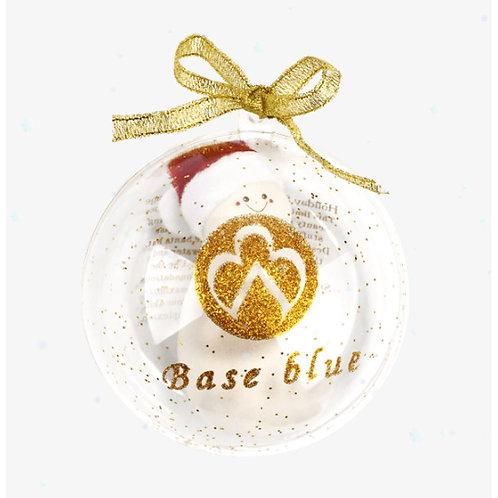 Baseblue Holiday Snowman Makeup Sponge