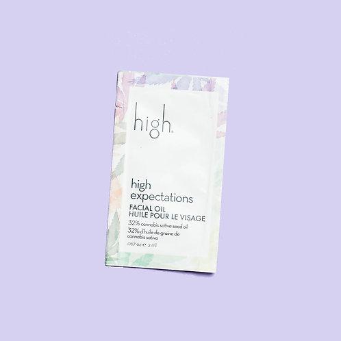 High Beauty High Expectations Facial Oil (sample)