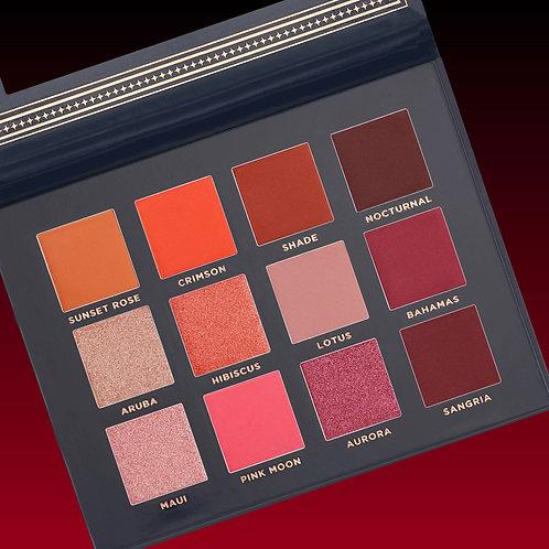 Ace Beaute Scarlet Dusk Eyeshadow Palette