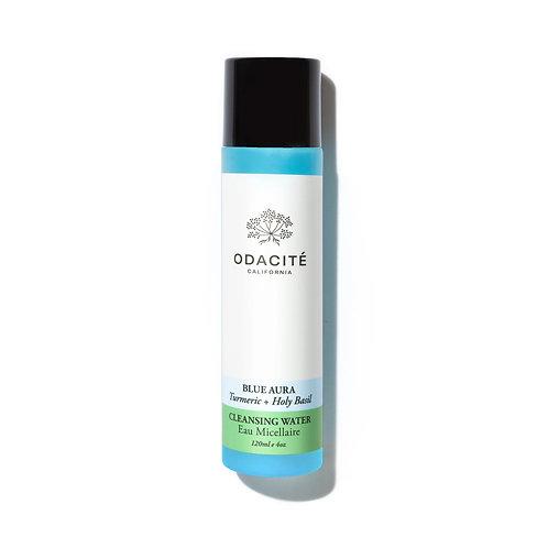 Odacite Blue Aura  Turmeric + Holy Basil  Micellar Water