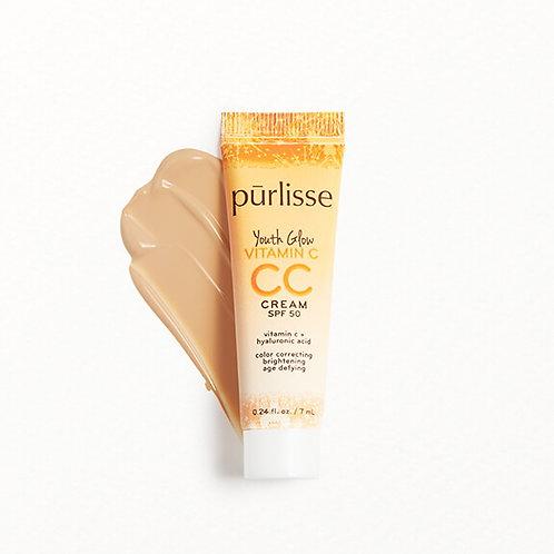 Purlisse Youth Glow Vitamin C CC Cream SPF50 (mini)