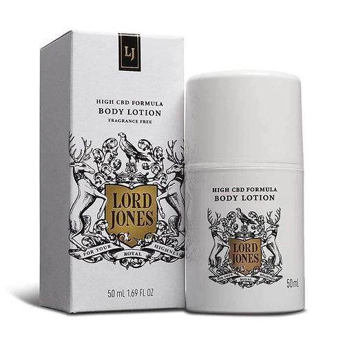 Lord Jones CBD Body Lotion (travel size)