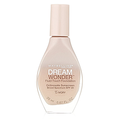 Maybelline Dream Wonder Fluid-Touch Foundation SPF 20