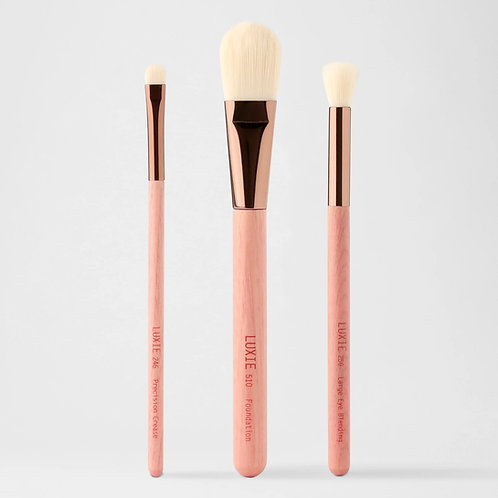 Luxie BC 3 Piece Brush Set - Gaea