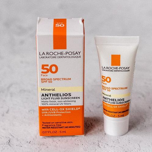 La Roche-Posay Anthelios LIght Fluid Sunscreen (mini)