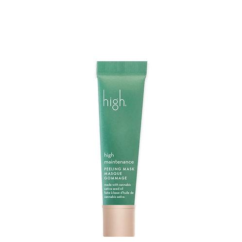 High Beauty High Maintenance Cannabis Peeling Mask (travel size)