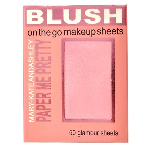 Mary-Kate and Ashley Paper Me Pretty Blush