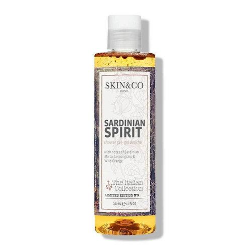 Skin & Co. Roma Sardinian Spirit Shower Gel, Limited Edition