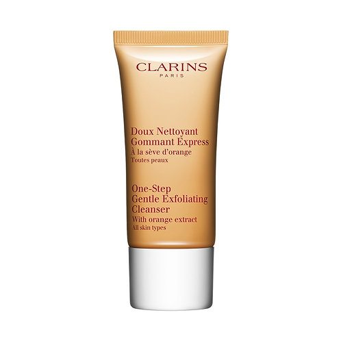 Clarins One Step Gentle Exfoliating Cleanser (travel size)