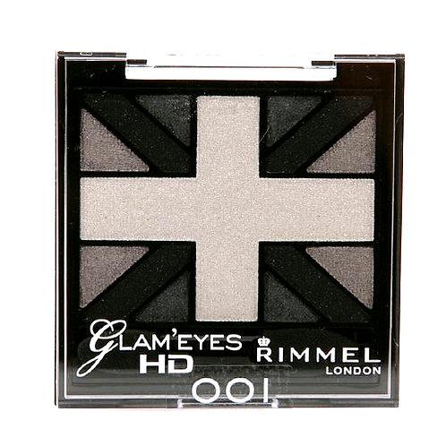 Rimmel Glam'Eyes HD Quad Eyeshadow Palette