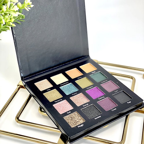 Hikari The Butterfly Effect Eyeshadow Palette