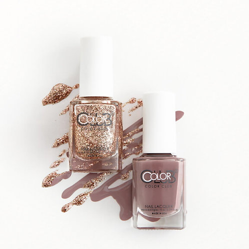 Color Club Nail Polish Duo