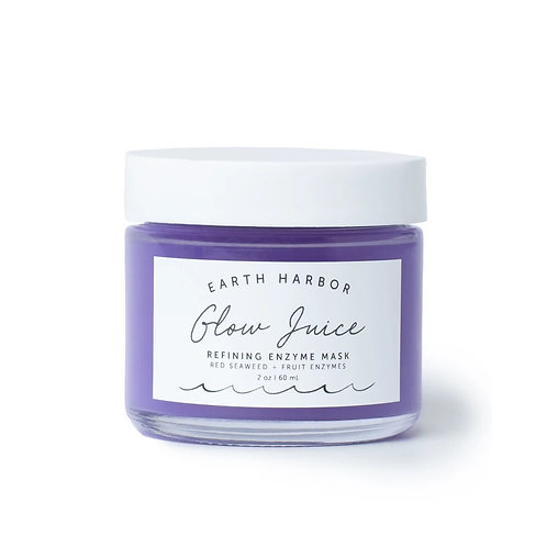 Earth Harbor Glow Juice Refining Enzyme Mask