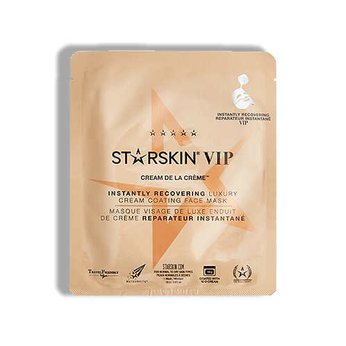 Starskin VIP Cream de la Creme Age Perfecting Face Mask (1 mask)