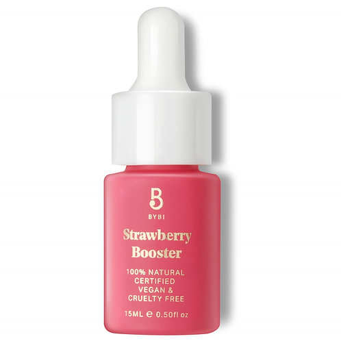 BYBI Strawberry Booster, 100% Cold Pressed Strawberry Seed Oil