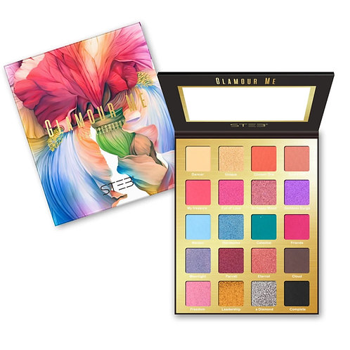 STEB Glamour Me 20 Color Eyeshadow Palette