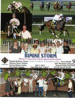 Bimini Storm