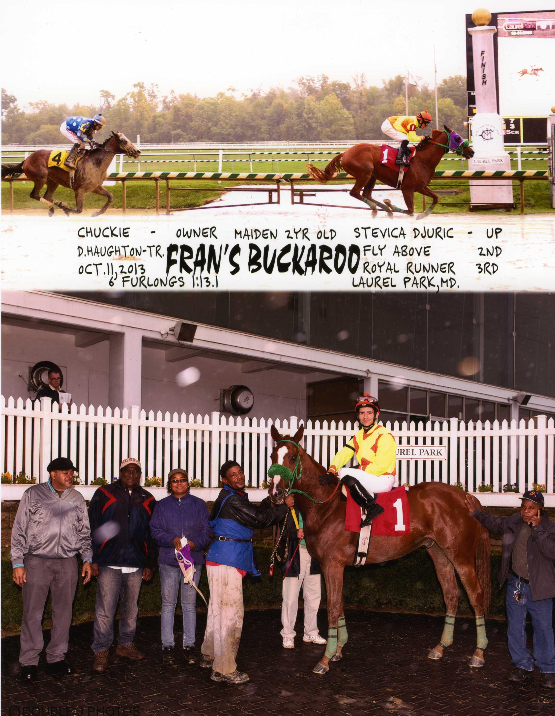 Fran's Buckaroo