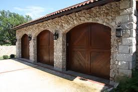 custom wood Garage Door