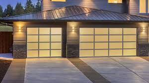 Glass Garage Door