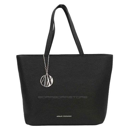 Armani Exchange Borsa shopping donna 942426 cc723 00020 bag nero