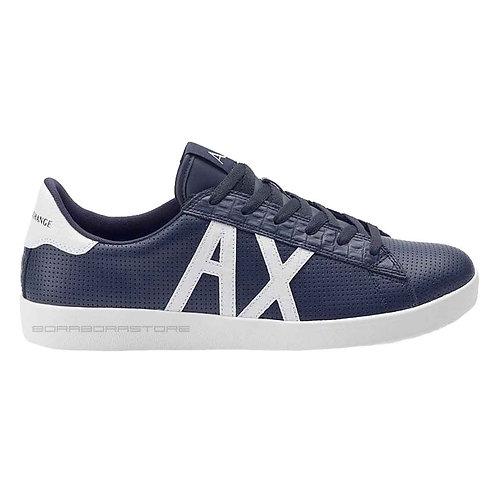 Armani Exchange Scarpe uomo sneakers XUX016 XCC54 blu