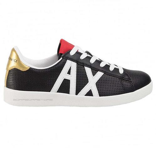 Armani Exchange Scarpe uomo sneakers XUX016 XCC71 0002 Nero